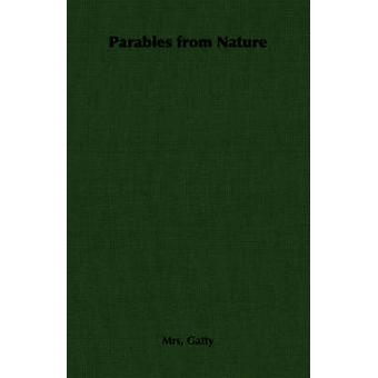 Parables from Nature by Gatty & Mrs