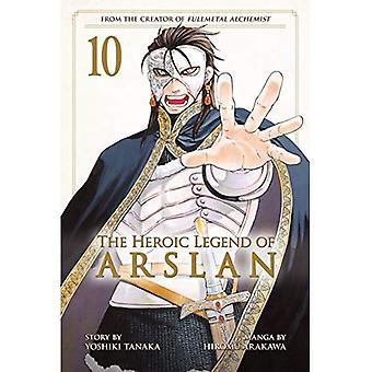 The Heroic Legend of Arslan 10 (Heroic Legend of Arslan)