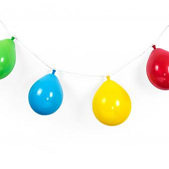 thumbsUp Balloon String Lights