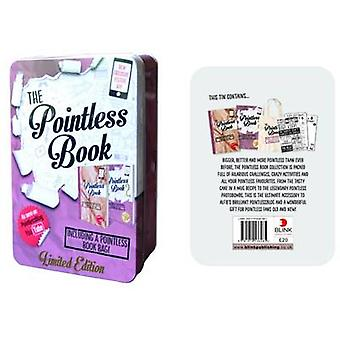 The Pointless Book Collection Tin by Alfie Deyes - 9781910536285 Book