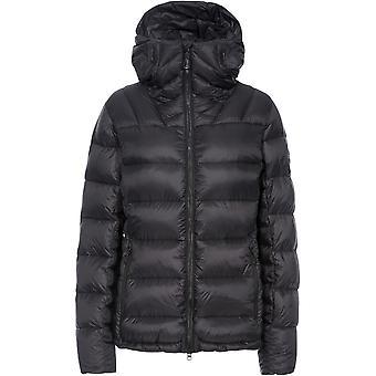Trespass mujeres Pedley DLX aislante acolchado con capucha abrigo caliente