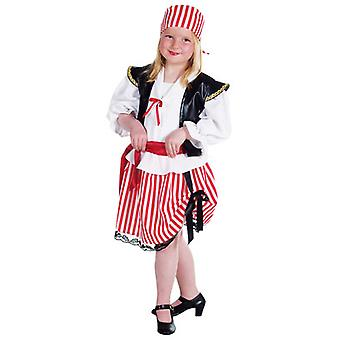 Children's costumes Girls Pirate girl