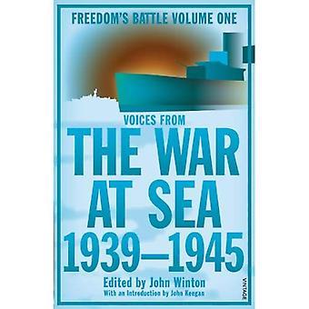 Krigen på havet: 1939-45 (friheter kamp trilogien 1)