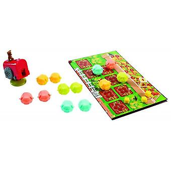 Mattel Pigs A Race (Dzieci i niemowlęta , Zabawki , Gry planszowe)