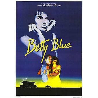 Betty Blue (Reprint) Reprint Poster