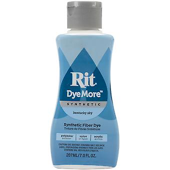 Rit Dye More Synthetic 7oz-Kentucky Sky 020-283