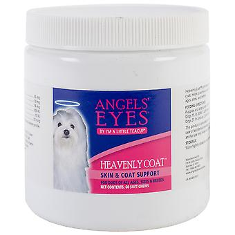 Angels' Eyes Heavenly Coat Soft Chews For Dogs & Cats 60ct-  AEHEA60