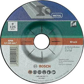 Grinding disc with depressed centre, Metal Bosch 2609256337