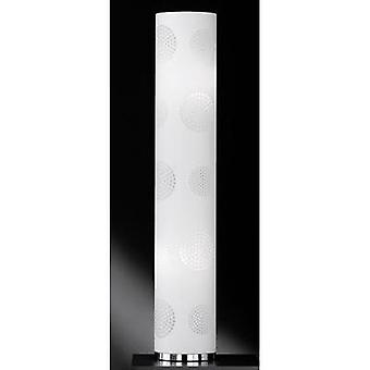 Floor standing light HV halogen, LED E14 90 W Honsel Joona 44142 White