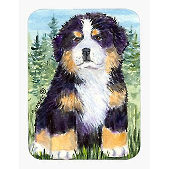 Bernese Mountain Dog Mouse Pad / Hot Pad / Trivet