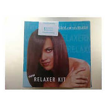 Salerm Cosmetics Kit Relaxer Normal