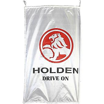 Holden Drive On large nylon flag 1500mm x 900mm    (of)
