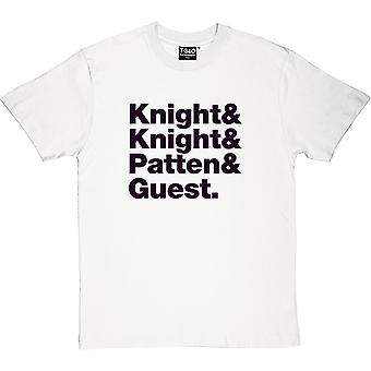 Gladys Knight and the Pips Line-Up Men's T-Shirt