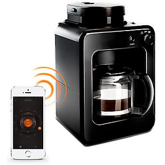 Coffee maker REDMOND SkyCoffee RCM-M1505S-E controlled from smartphone