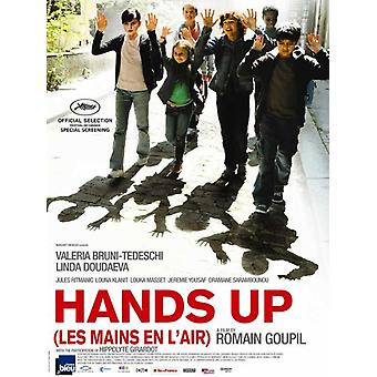Hands Up Film-Poster (11 x 17)