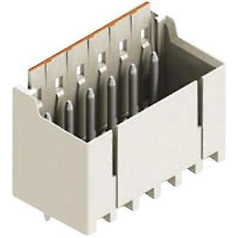 Feedthrough terminal 2091 Total number of pins 4 WAGO 2091-1404 Contact spacing: 3.50 mm 1 pc(s)
