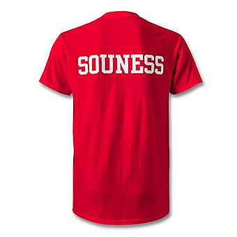 Graeme Souness Liverpool Legend hjälte T-Shirt