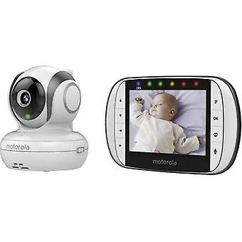 Baby monitor incl. camera Digital Motorola MBP36S 2.4 GHz