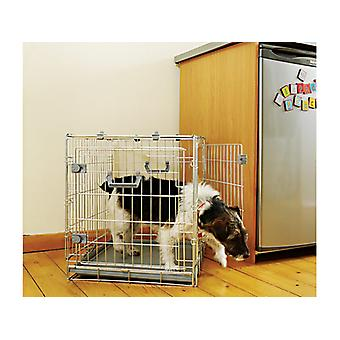 Options Two Door Dog/pup Home Large 91 X 64 X 69cm