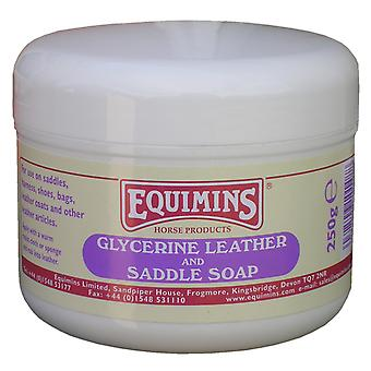 Equimins Leather Tub Soap 250g