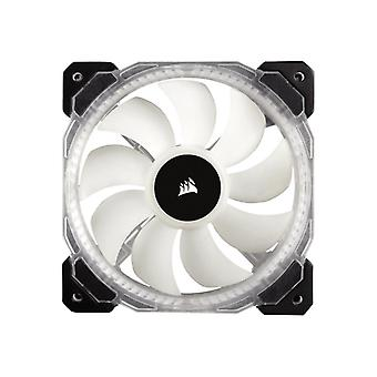 The Corsair Fan, HD120, RGB LED Static Pressure Fan w Contr.