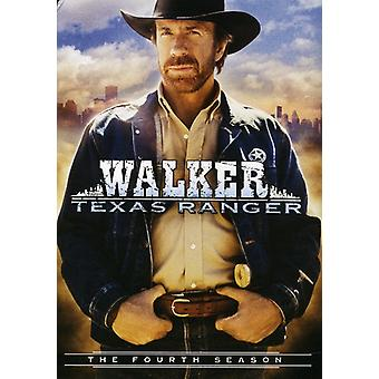 Walker Texas Ranger: Staffel 4 [DVD] USA import