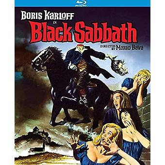 Black Sabbath [BLU-RAY] USA importerer
