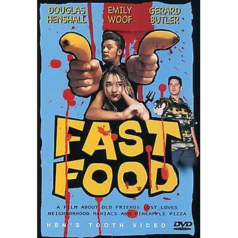 Fastfood [DVD] USA importerer