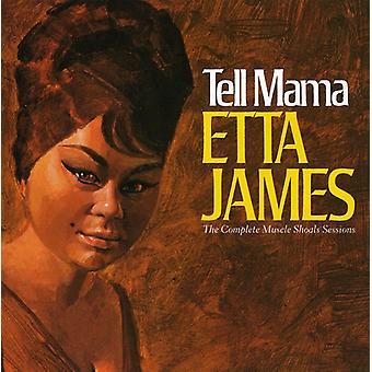 Etta James - importación de Estados Unidos Dile Mama completa muscular Shoa [CD]