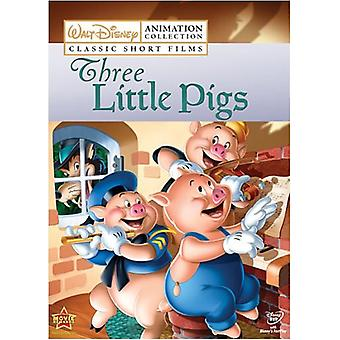 Disney Animation Collection : Vol. 2-Three Little Pigs [DVD] USA import