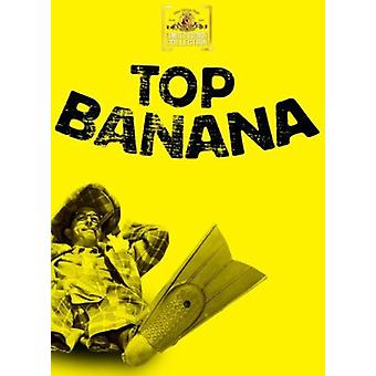 Top Banana [DVD] USA import