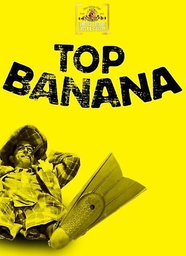 Top Banana [DVD] USA import