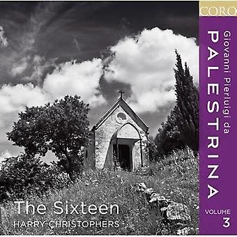 G. Palestrina - Palestrina, Vol. 3 [CD] USA import
