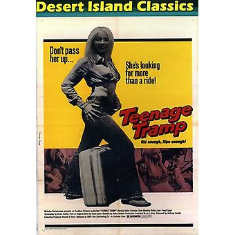 Teenage Tramp [DVD] USA import