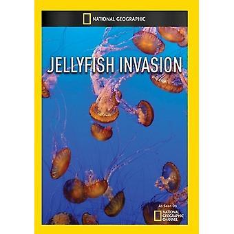 Jellyfish Invasion [DVD] USA import