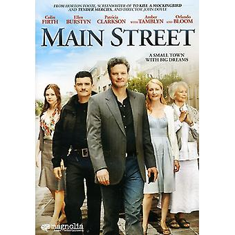 Main Street [DVD] USA import