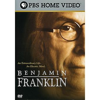Benjamin Franklin [DVD] USA import
