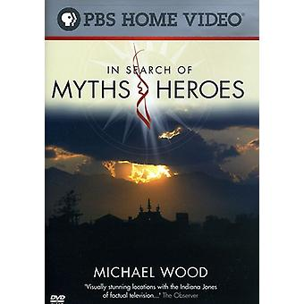 In Search of Myths & Heroes [DVD] USA import
