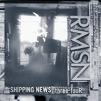 Rmsn - tre-fire [CD] USA import