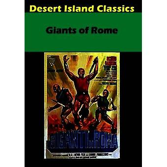 Giants of Rome [DVD] USA import