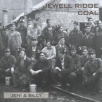 Jeni & Billy - Jewell Ridge kolen [CD] USA import