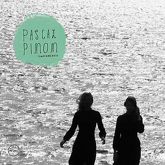 Pascal Pinon - Twosomeness [CD] USA import