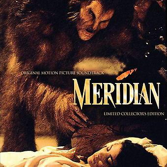 Pino Donaggio - Meridian: Kys af Beast Soundtrack [CD] USA importen