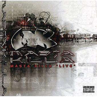 Masta Killa - Live [CD] USA import
