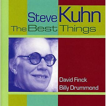 Steve Kuhn - bedste ting [CD] USA import