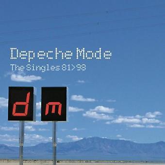 Depeche Mode - Singles 81-98 [CD] USA import