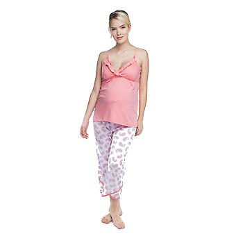 Belabumbum Paisley Dreams Nursing Cami and Pant Set