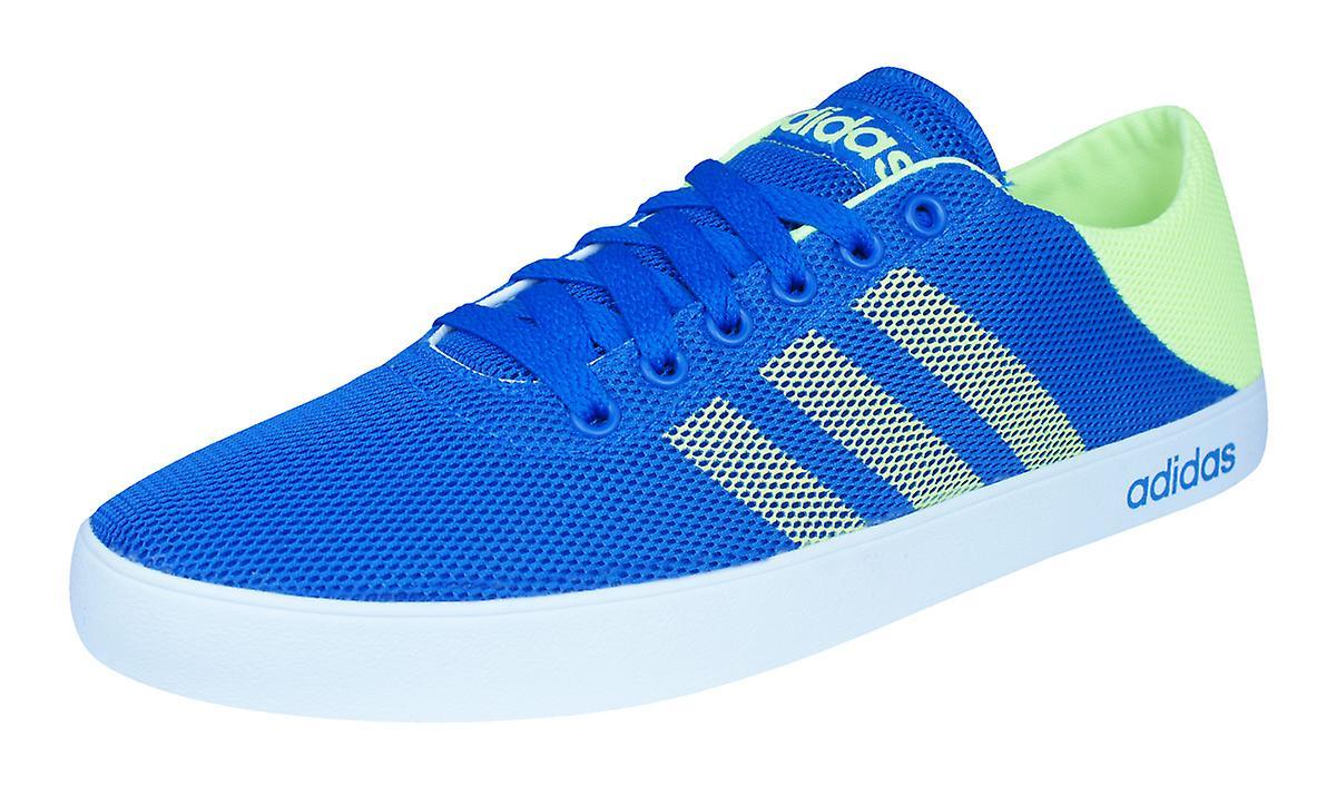 Adidas Neo Easy Vulc Sea Mens Trainers   chaussures - bleu