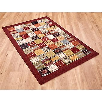 Woodstock 32036-8312 Multicoloured patchwork design  Rectangle Rugs Modern Rugs