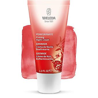 Weleda Firming Night Cream 30ml De Granada. (Cosmetics , Facial , Creams with treatment)